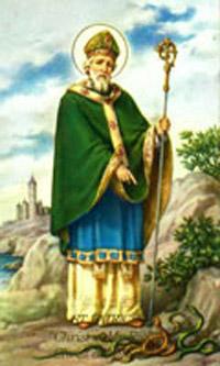 San patrizio irlanda biografia festa il giorno croce - St patricks giorno fogli di colore giorno ...